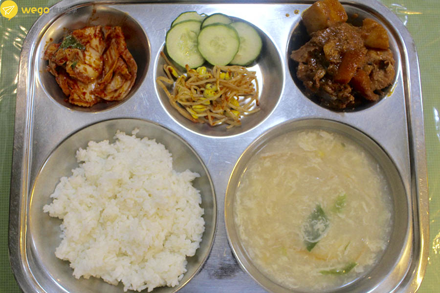 菲律賓遊學-碧瑤語言學校Wales-餐點1