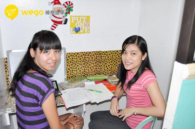 菲律賓遊學 怡朗-WE語言學校-1對1教學