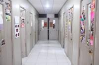 菲律賓遊學--CIA宿霧語言學校-教室與上課情形