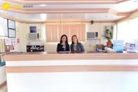 菲律賓遊學 菲律賓語言學校 Winning English宿霧語言學校 大廳櫃台
