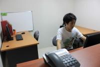 Premier egnlish 宿霧日系語言學校<br /> Facultyroom