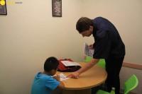 Wego維格遊學-參訪曼谷商業管理學院-曼谷語言學校BSM-一對一幼兒課程