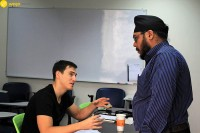 Wego維格遊學-參訪曼谷商業管理學院-曼谷語言學校BSM-一對一授課