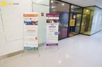 Wego維格遊學-參訪曼谷商業管理學院-BSM 泰國曼谷語言學校-學校門口