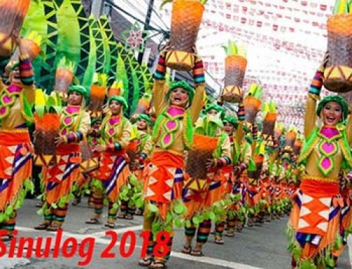 2018 宿霧聖嬰節嘉年華Sinulog Festival in Cebu